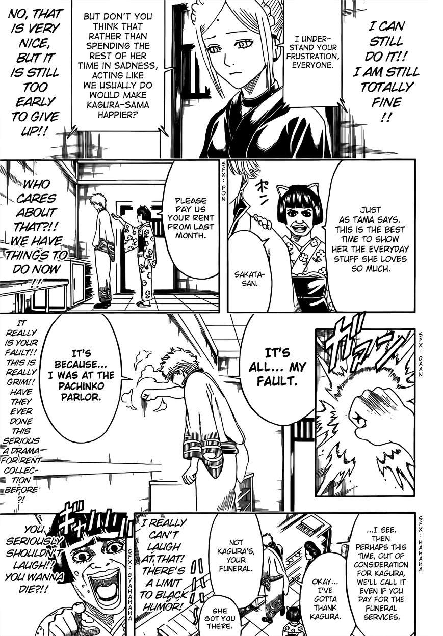 Gintama Chapter 458  Online Free Manga Read Image 7