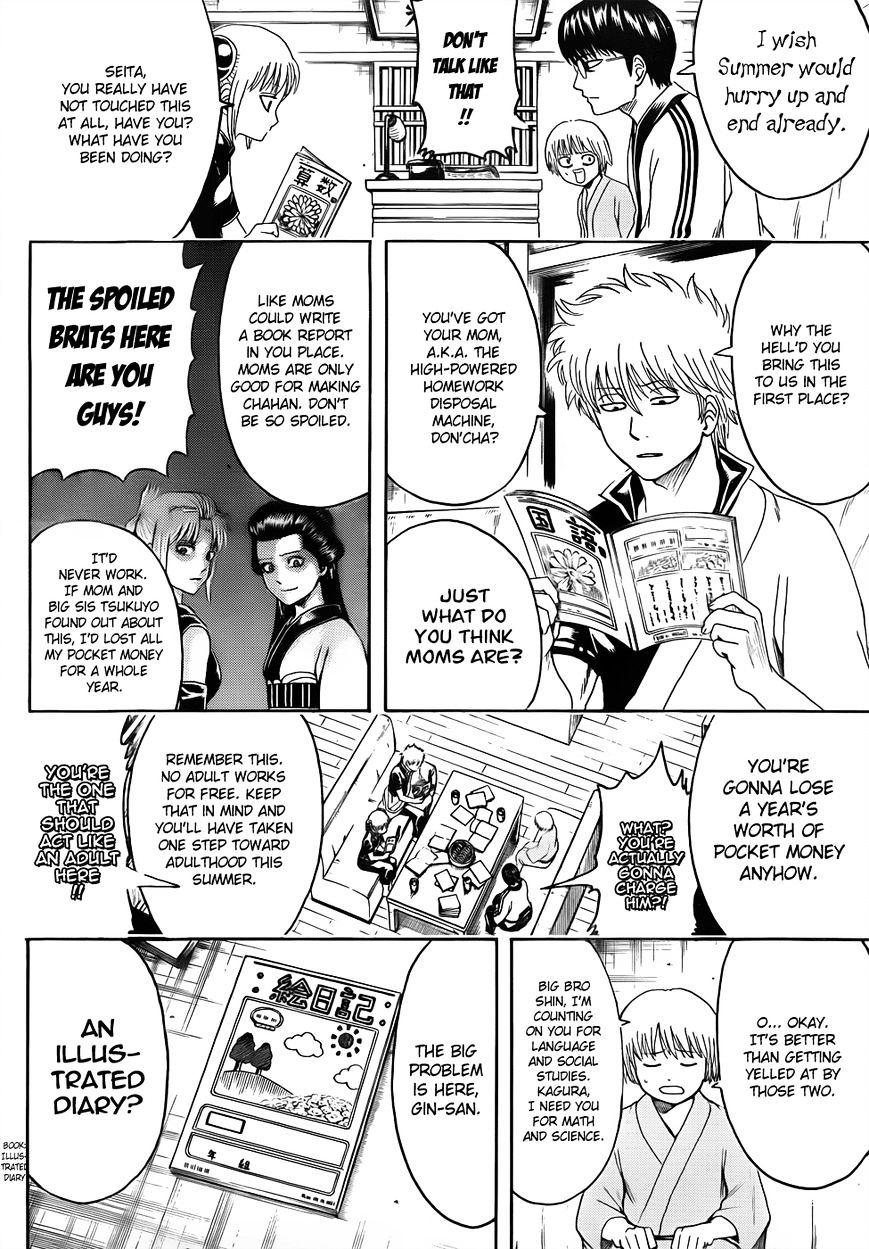 Gintama Chapter 462  Online Free Manga Read Image 4