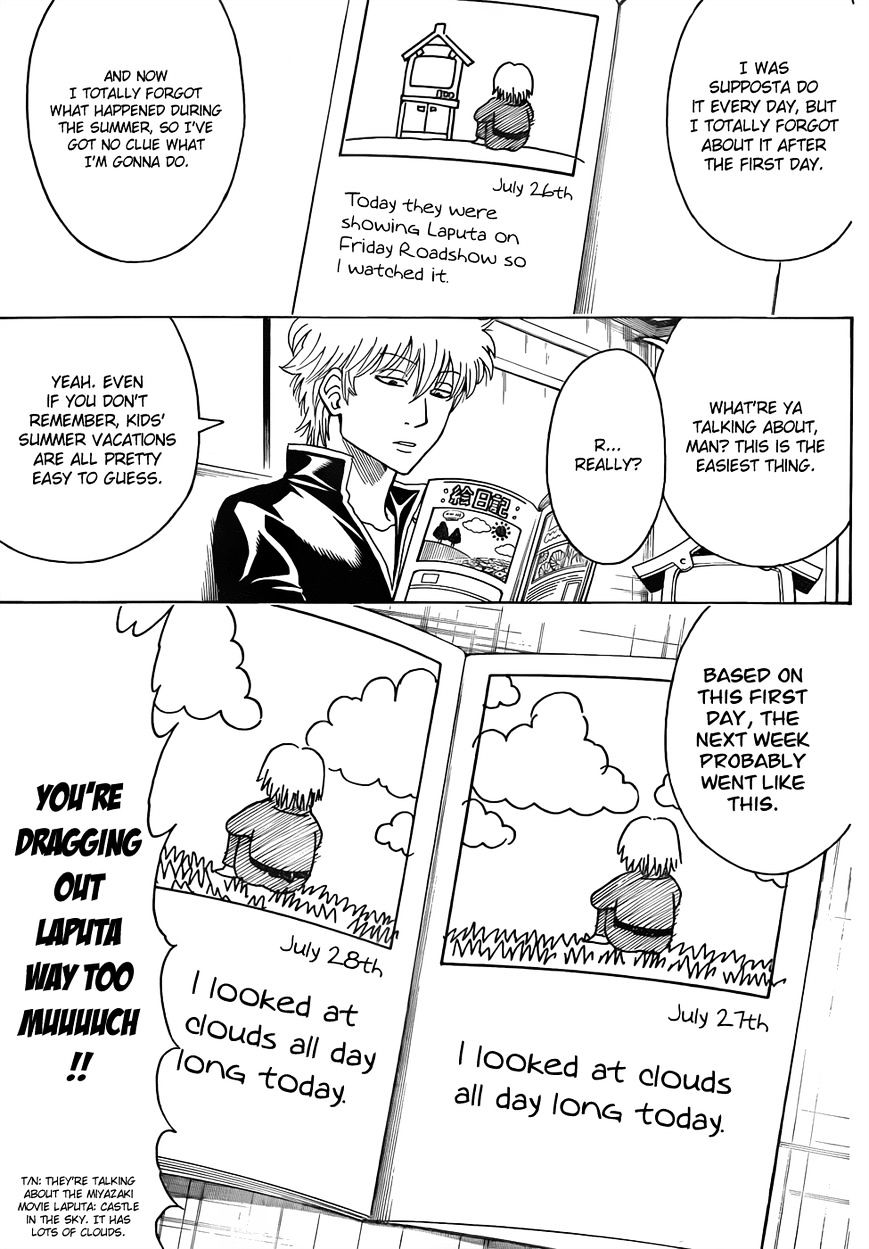 Gintama Chapter 462  Online Free Manga Read Image 5