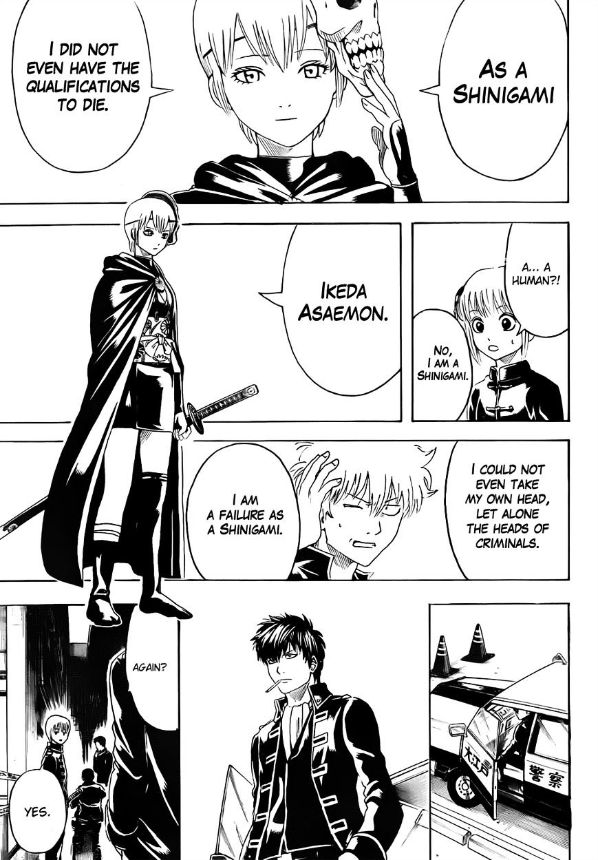 Gintama Chapter 463  Online Free Manga Read Image 11