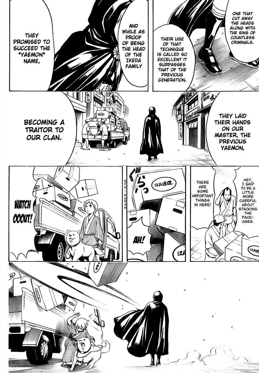 Gintama Chapter 463  Online Free Manga Read Image 16