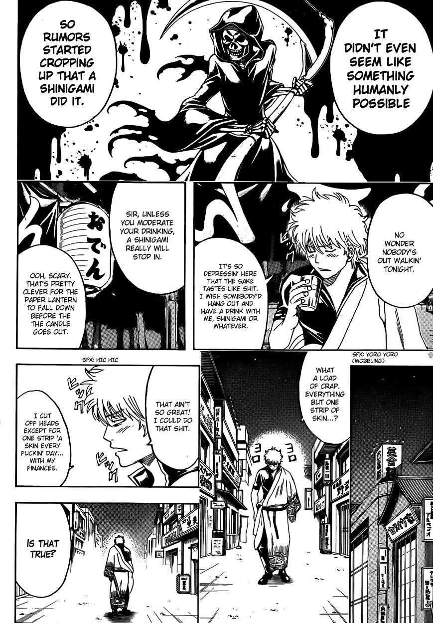 Gintama Chapter 463  Online Free Manga Read Image 2