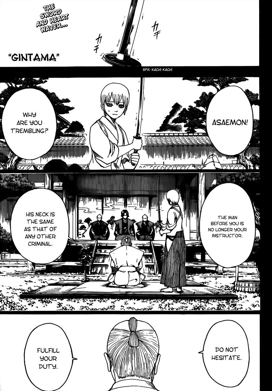 Gintama Chapter 464  Online Free Manga Read Image 1