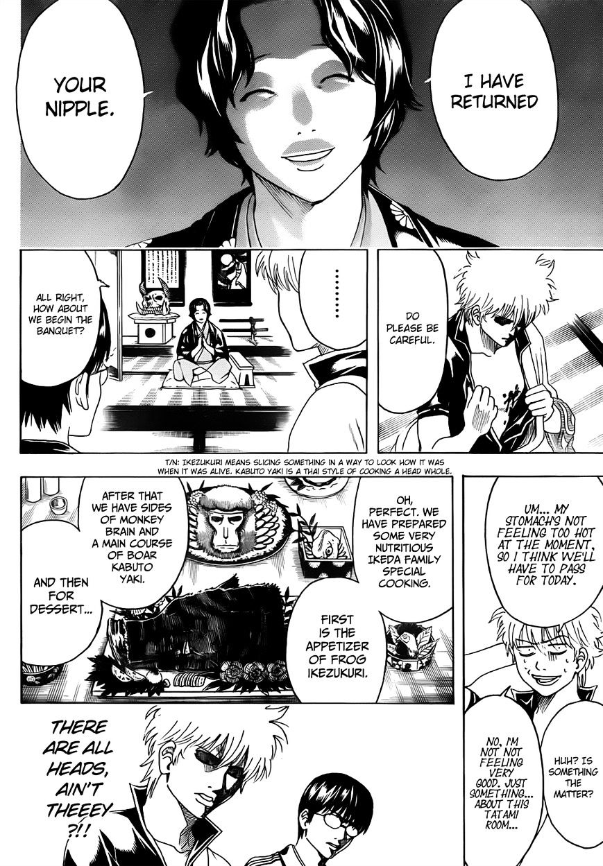 Gintama Chapter 464  Online Free Manga Read Image 10
