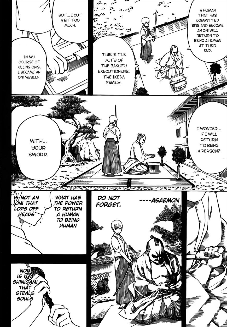 Gintama Chapter 464  Online Free Manga Read Image 2