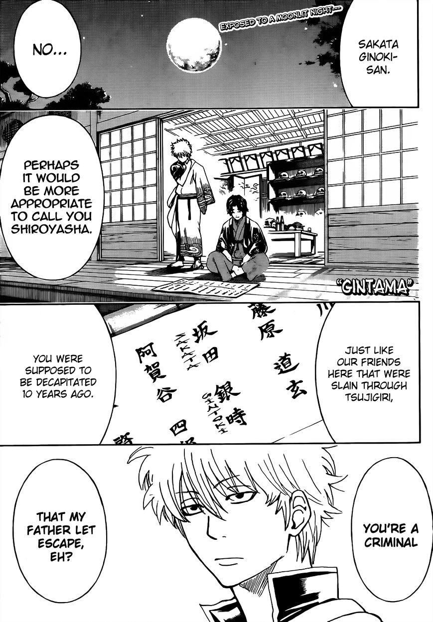 Gintama Chapter 465  Online Free Manga Read Image 1