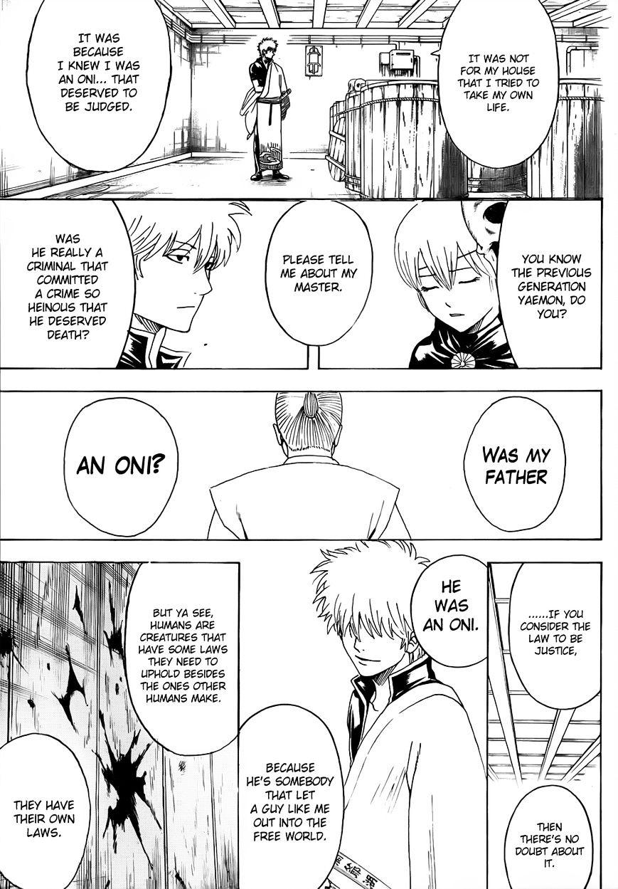 Gintama Chapter 465  Online Free Manga Read Image 11