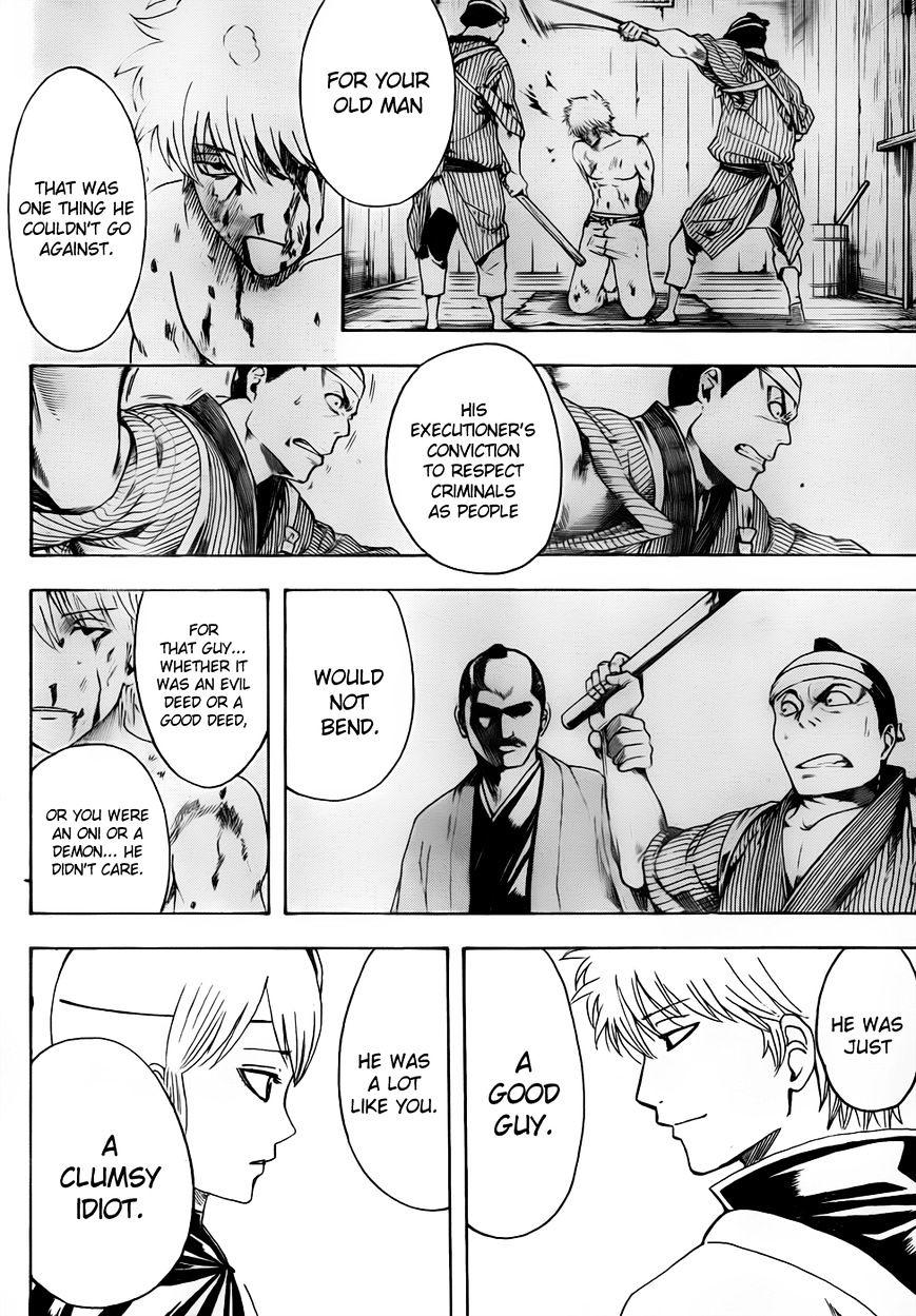 Gintama Chapter 465  Online Free Manga Read Image 12