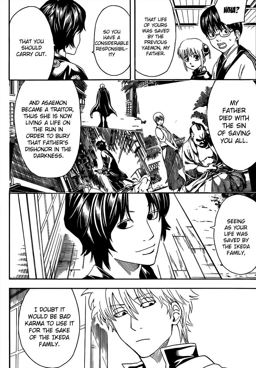 Gintama Chapter 465  Online Free Manga Read Image 2