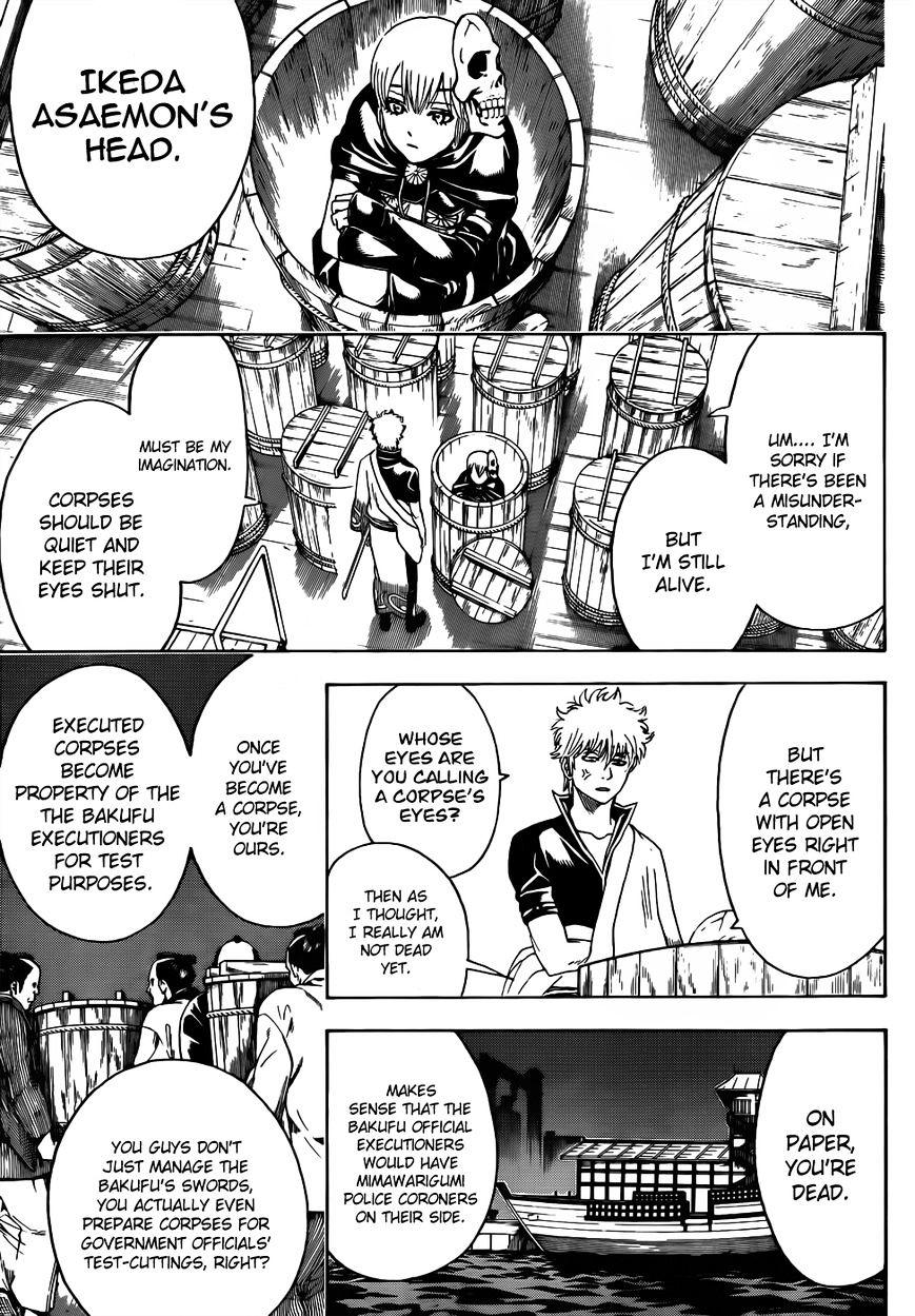 Gintama Chapter 465  Online Free Manga Read Image 5