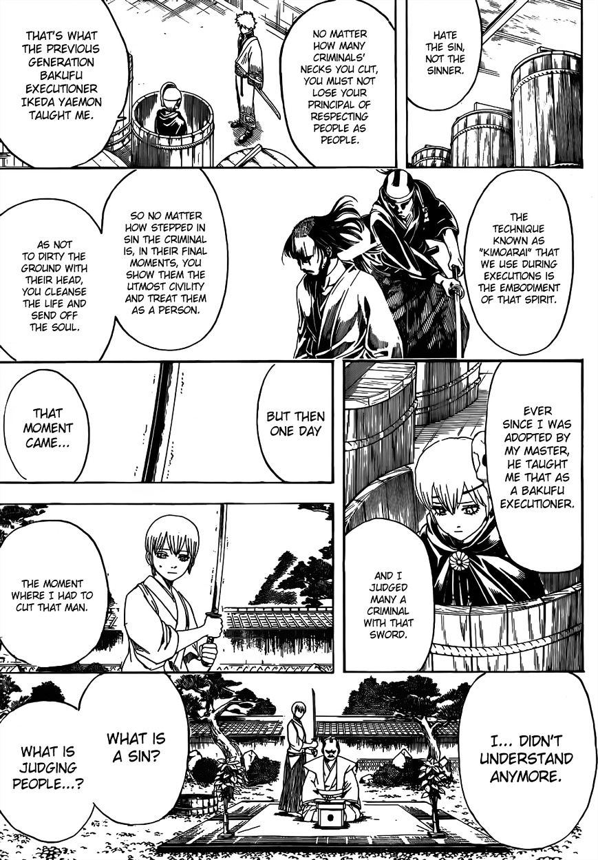 Gintama Chapter 465  Online Free Manga Read Image 9