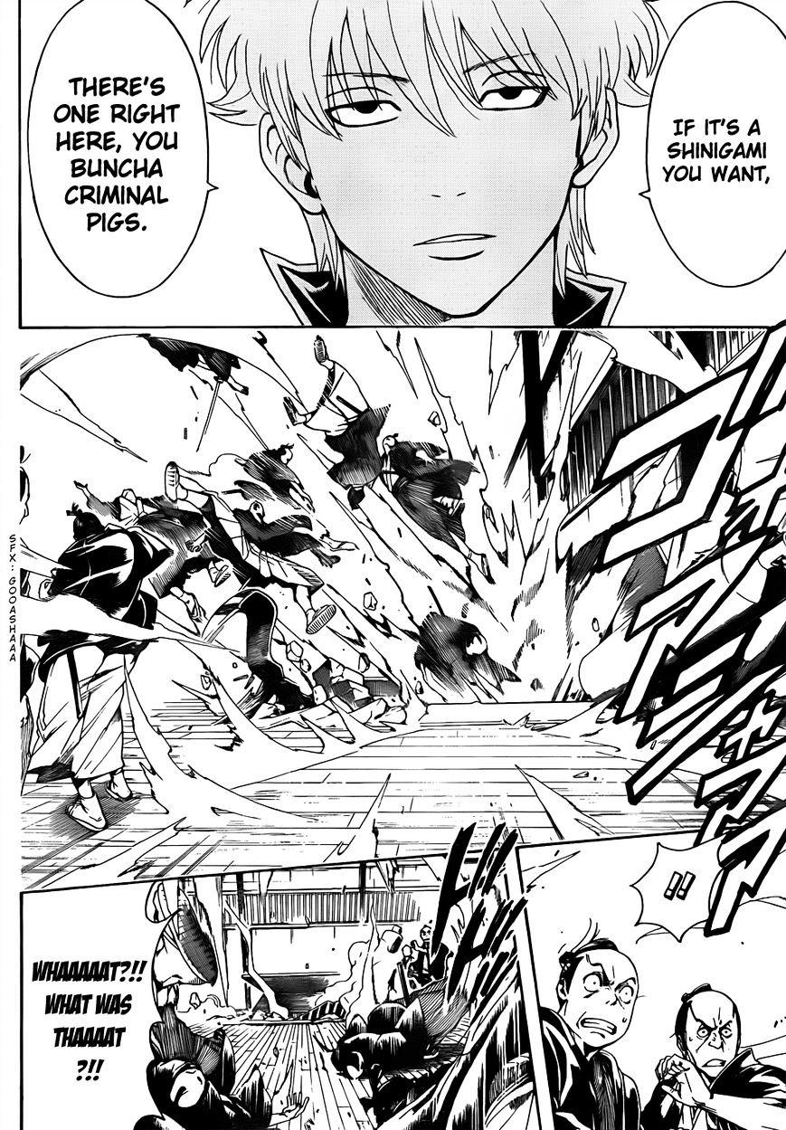 Gintama Chapter 466  Online Free Manga Read Image 10