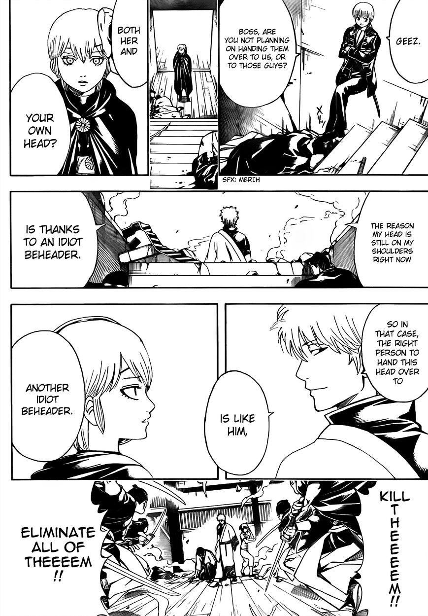 Gintama Chapter 466  Online Free Manga Read Image 12