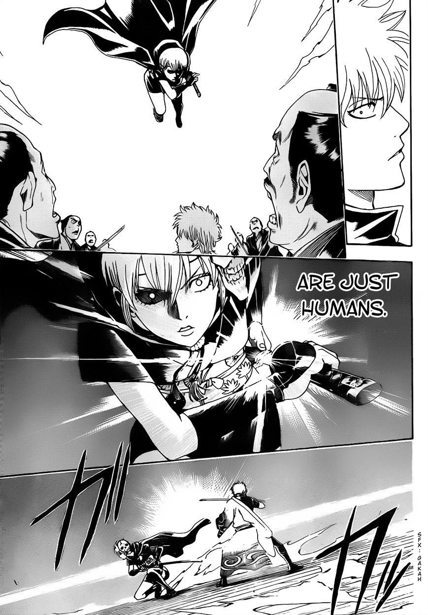 Gintama Chapter 466  Online Free Manga Read Image 15