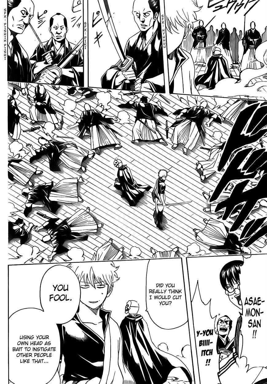 Gintama Chapter 466  Online Free Manga Read Image 16