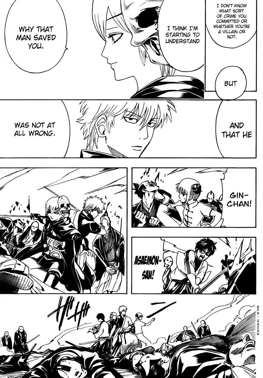 Gintama Chapter 466  Online Free Manga Read Image 17
