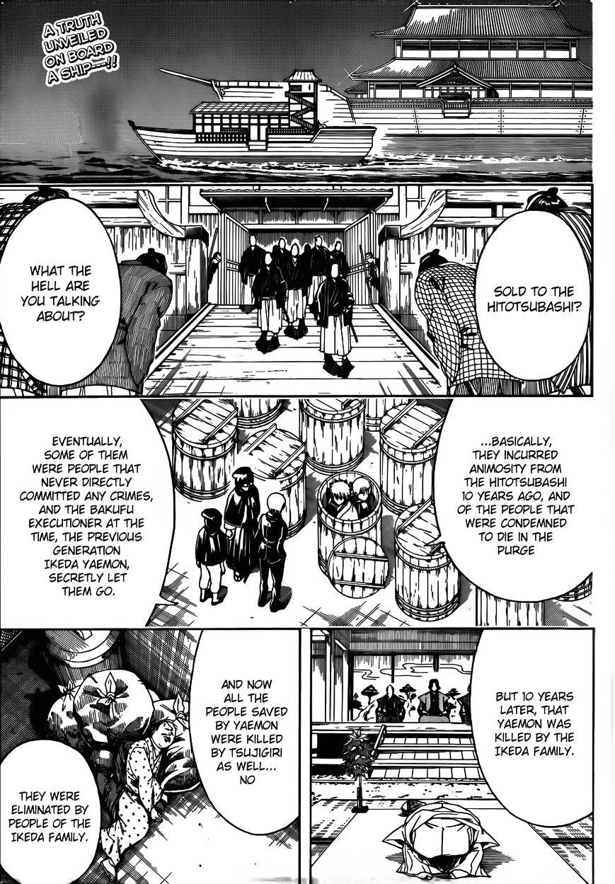 Gintama Chapter 466  Online Free Manga Read Image 3