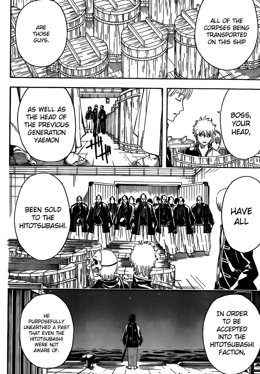 Gintama Chapter 466  Online Free Manga Read Image 4