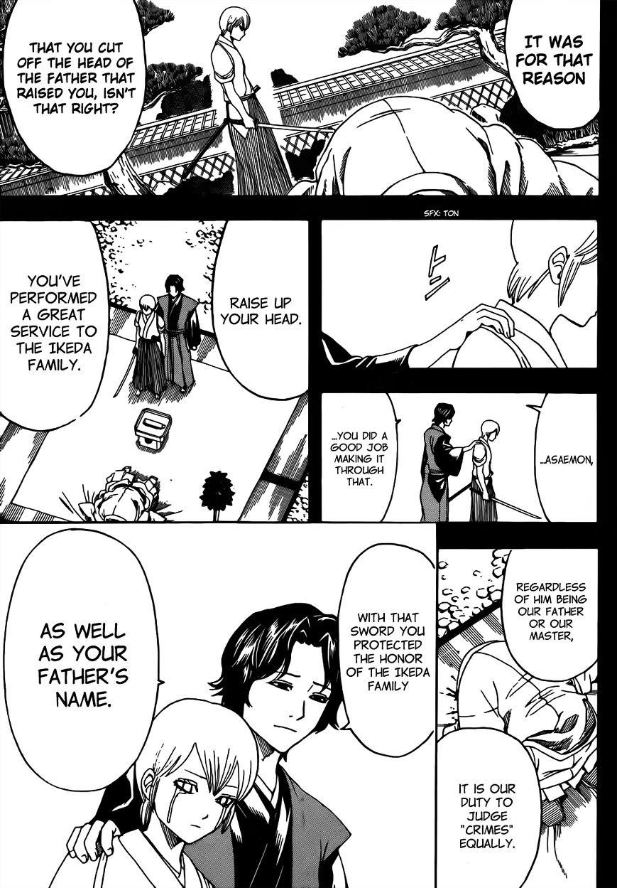 Gintama Chapter 466  Online Free Manga Read Image 7