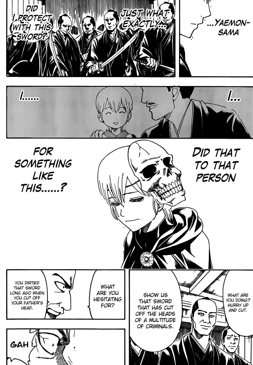 Gintama Chapter 466  Online Free Manga Read Image 8