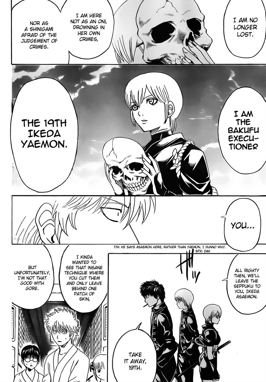 Gintama Chapter 469  Online Free Manga Read Image 12