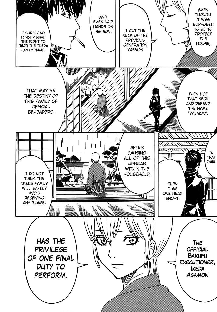 Gintama Chapter 469  Online Free Manga Read Image 2