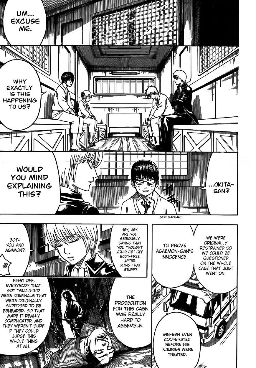 Gintama Chapter 469  Online Free Manga Read Image 5