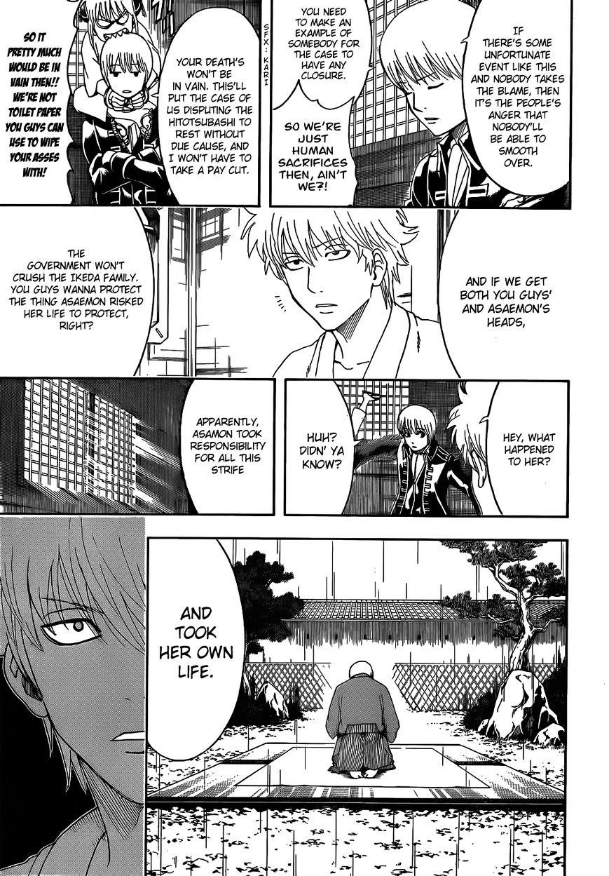 Gintama Chapter 469  Online Free Manga Read Image 7