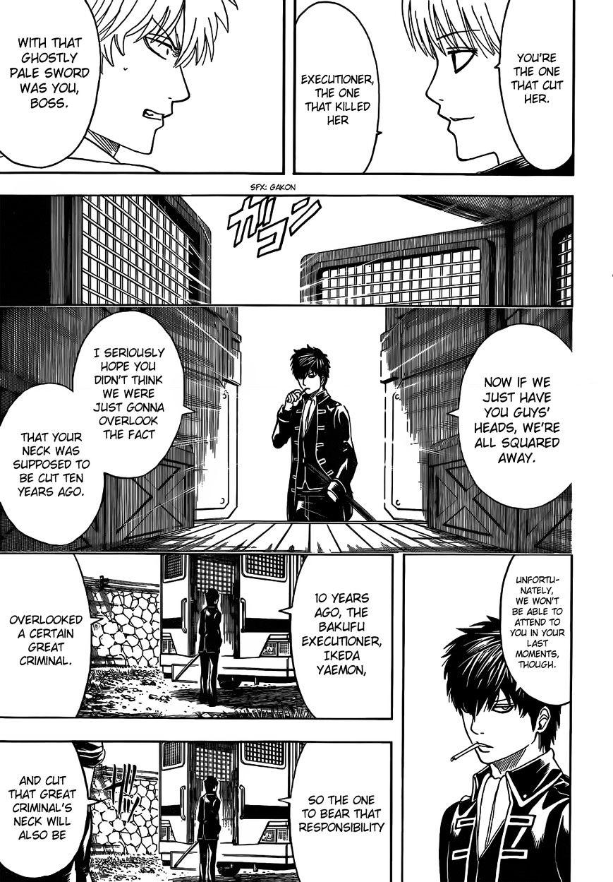 Gintama Chapter 469  Online Free Manga Read Image 9