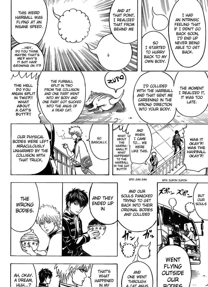 Gintama Chapter 470  Online Free Manga Read Image 14