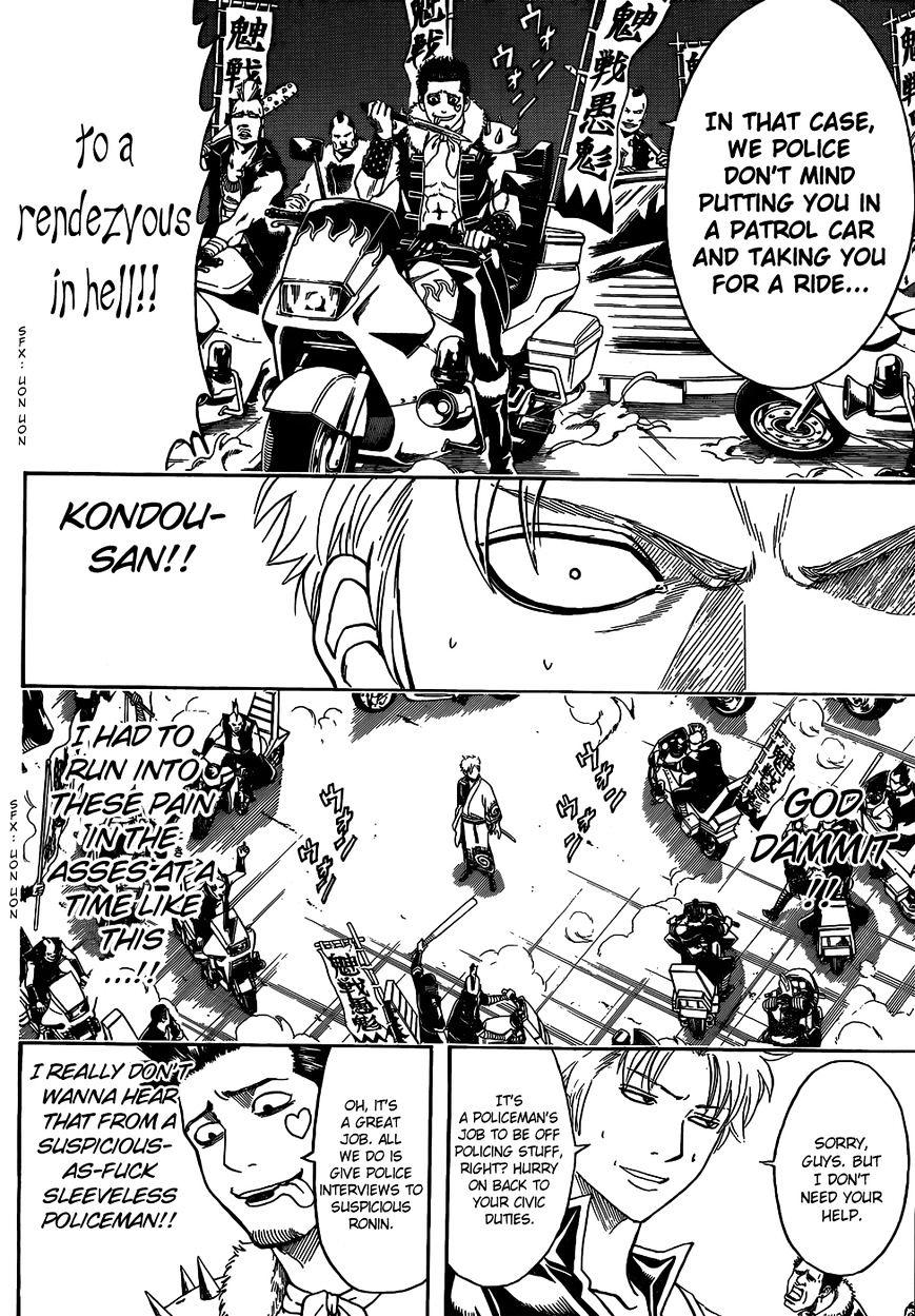 Gintama Chapter 473  Online Free Manga Read Image 4