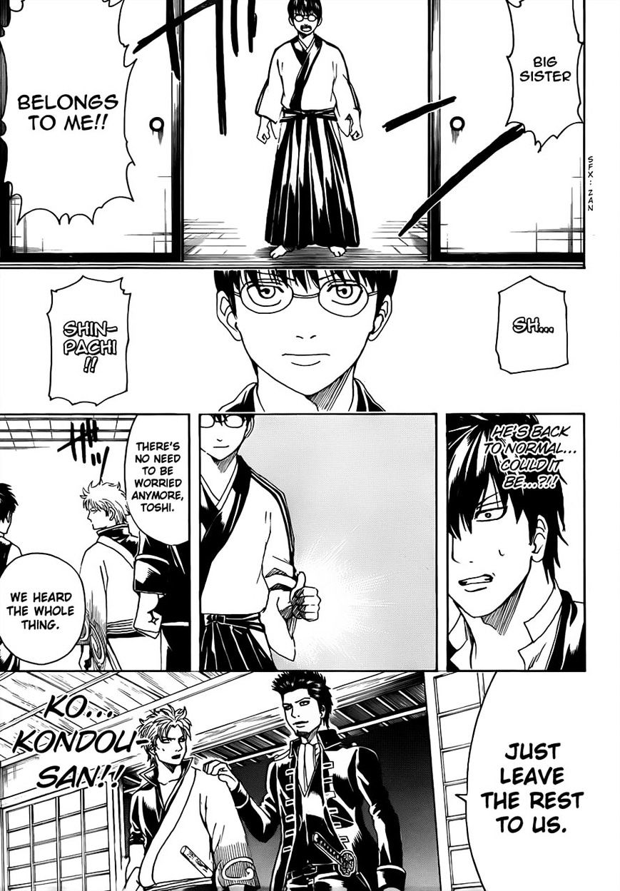 Gintama Chapter 474  Online Free Manga Read Image 14