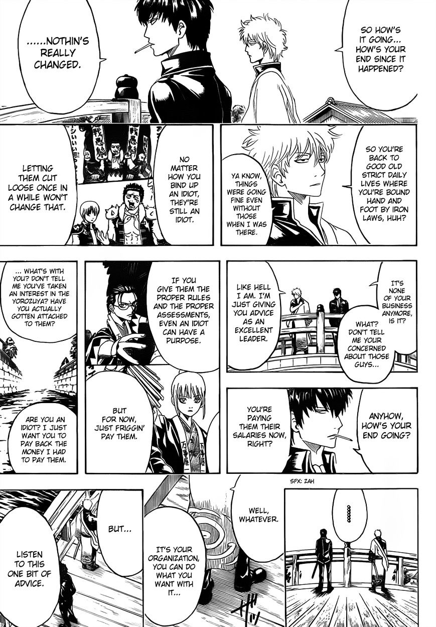 Gintama Chapter 476  Online Free Manga Read Image 15
