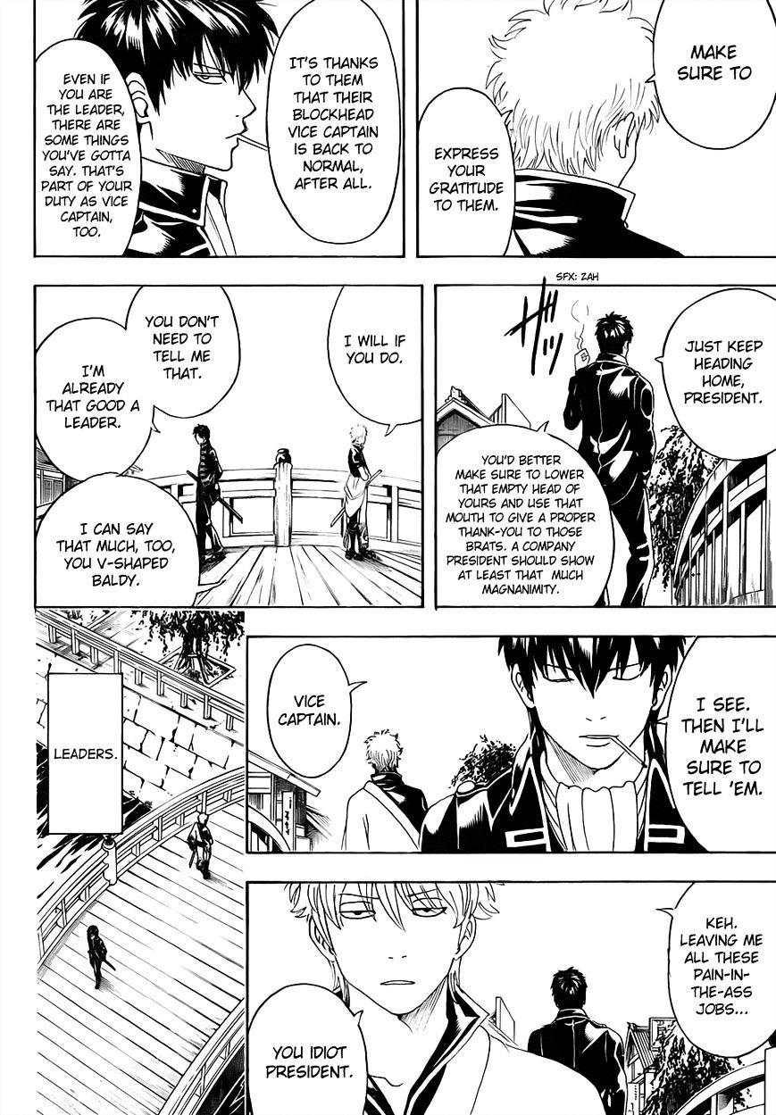 Gintama Chapter 476  Online Free Manga Read Image 16