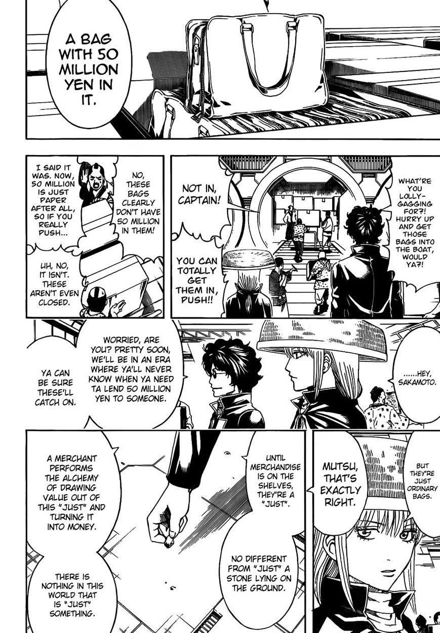 Gintama Chapter 477  Online Free Manga Read Image 2