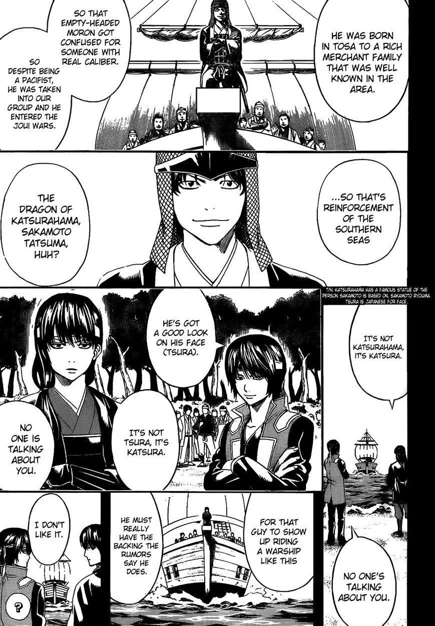 Gintama Chapter 477  Online Free Manga Read Image 7