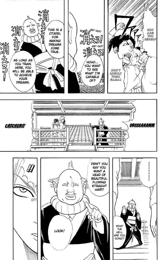 Gintama Chapter 48  Online Free Manga Read Image 19