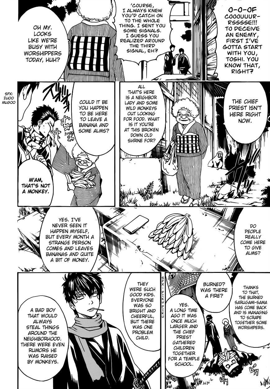 Gintama Chapter 482  Online Free Manga Read Image 14