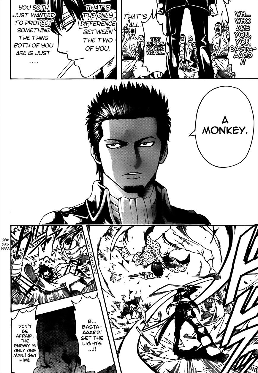 Gintama Chapter 483  Online Free Manga Read Image 12