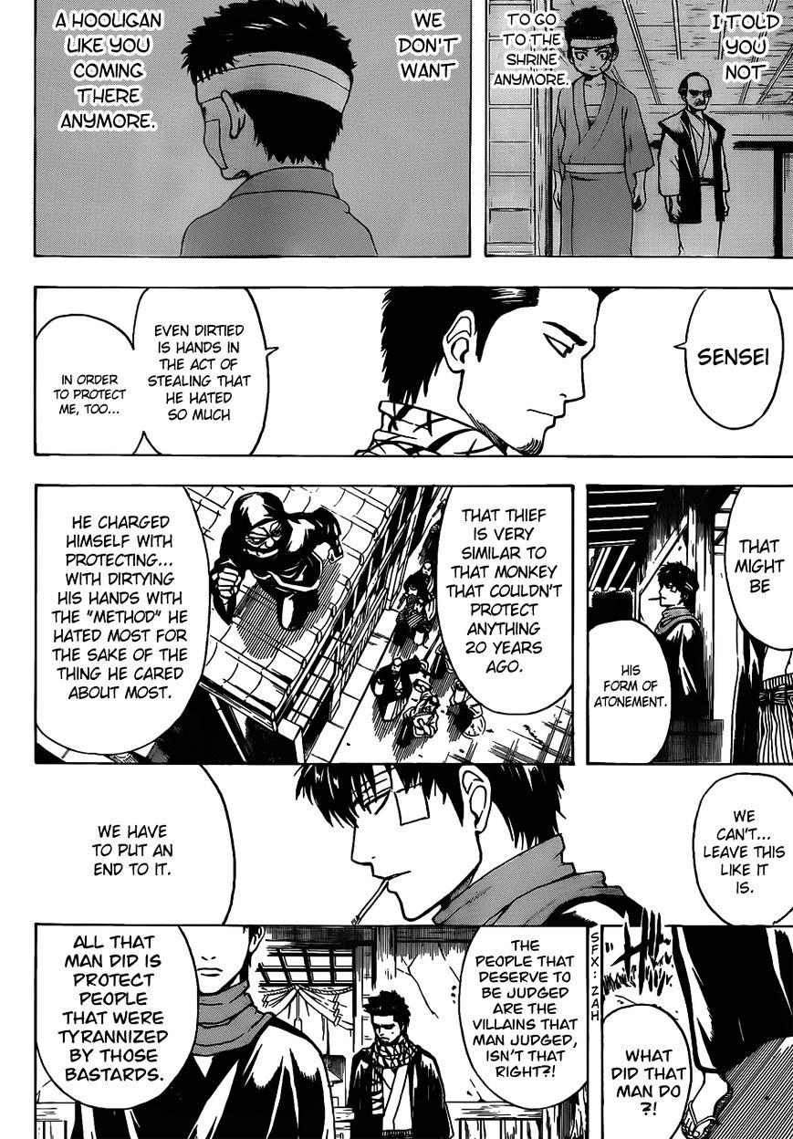Gintama Chapter 483  Online Free Manga Read Image 6