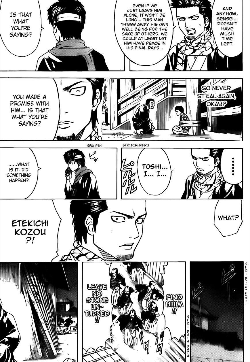 Gintama Chapter 483  Online Free Manga Read Image 7