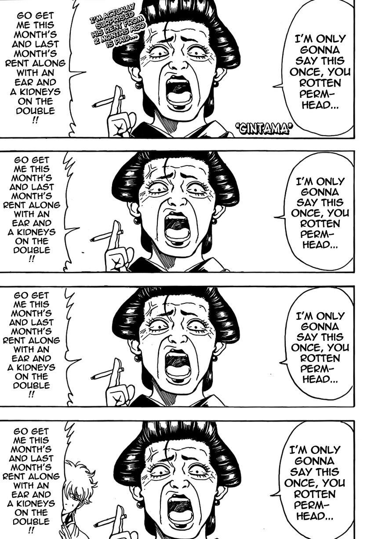 Gintama Chapter 484  Online Free Manga Read Image 1