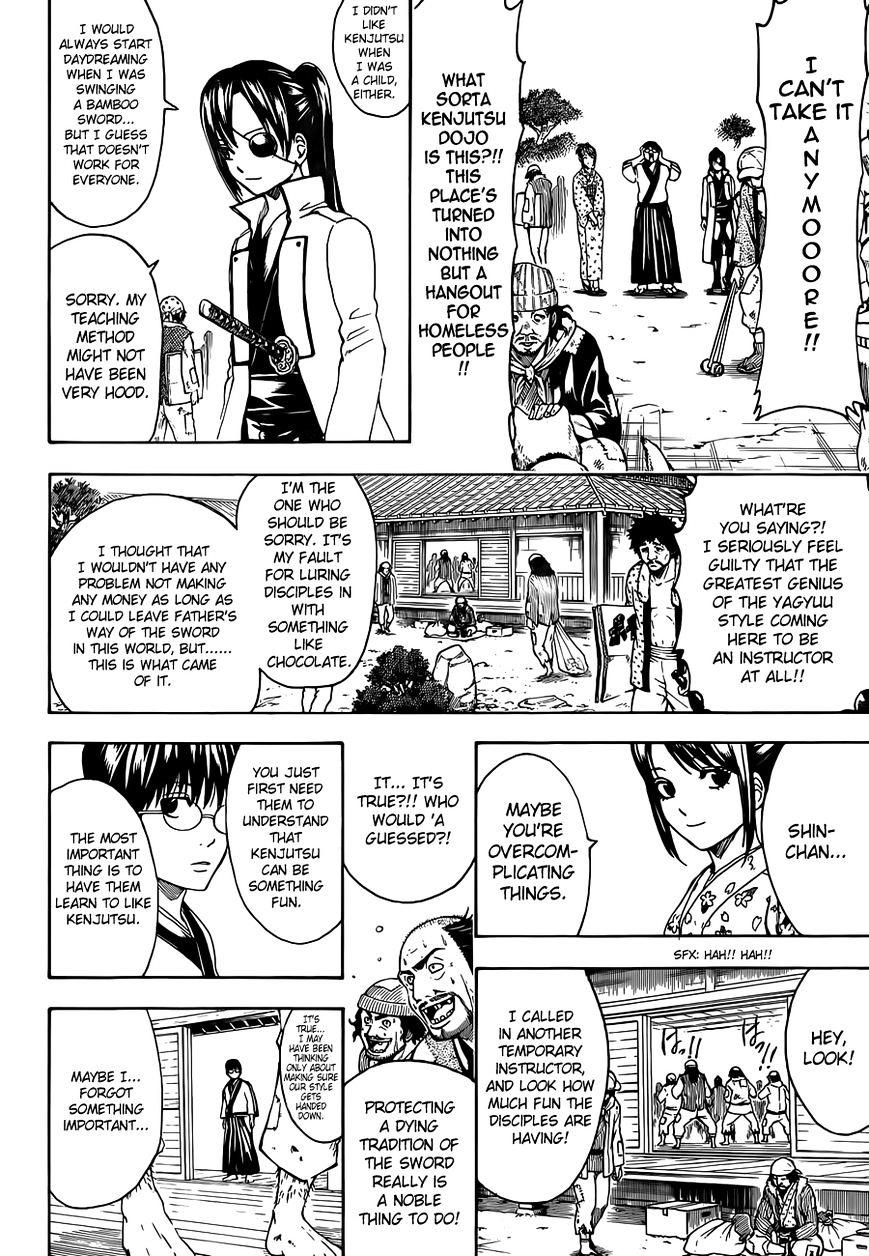 Gintama Chapter 486  Online Free Manga Read Image 4
