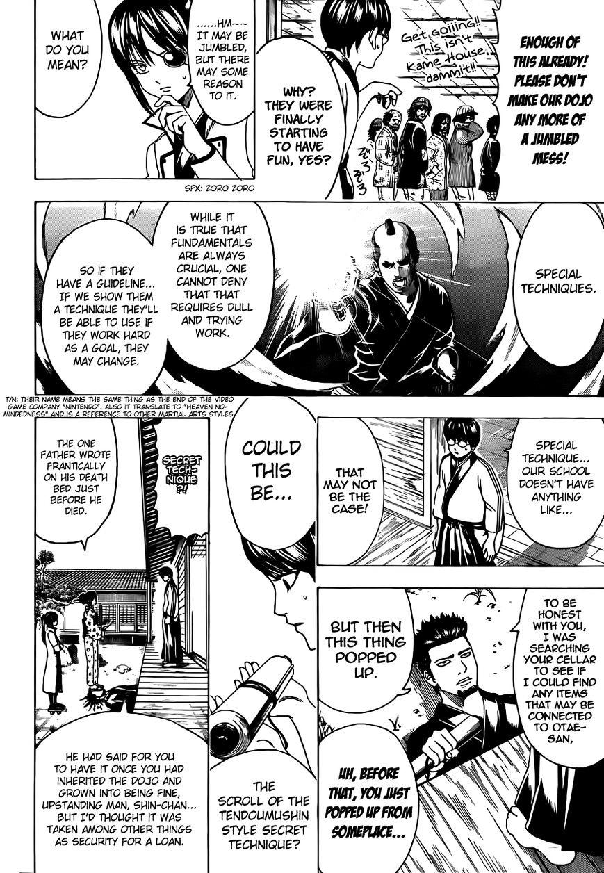 Gintama Chapter 486  Online Free Manga Read Image 6
