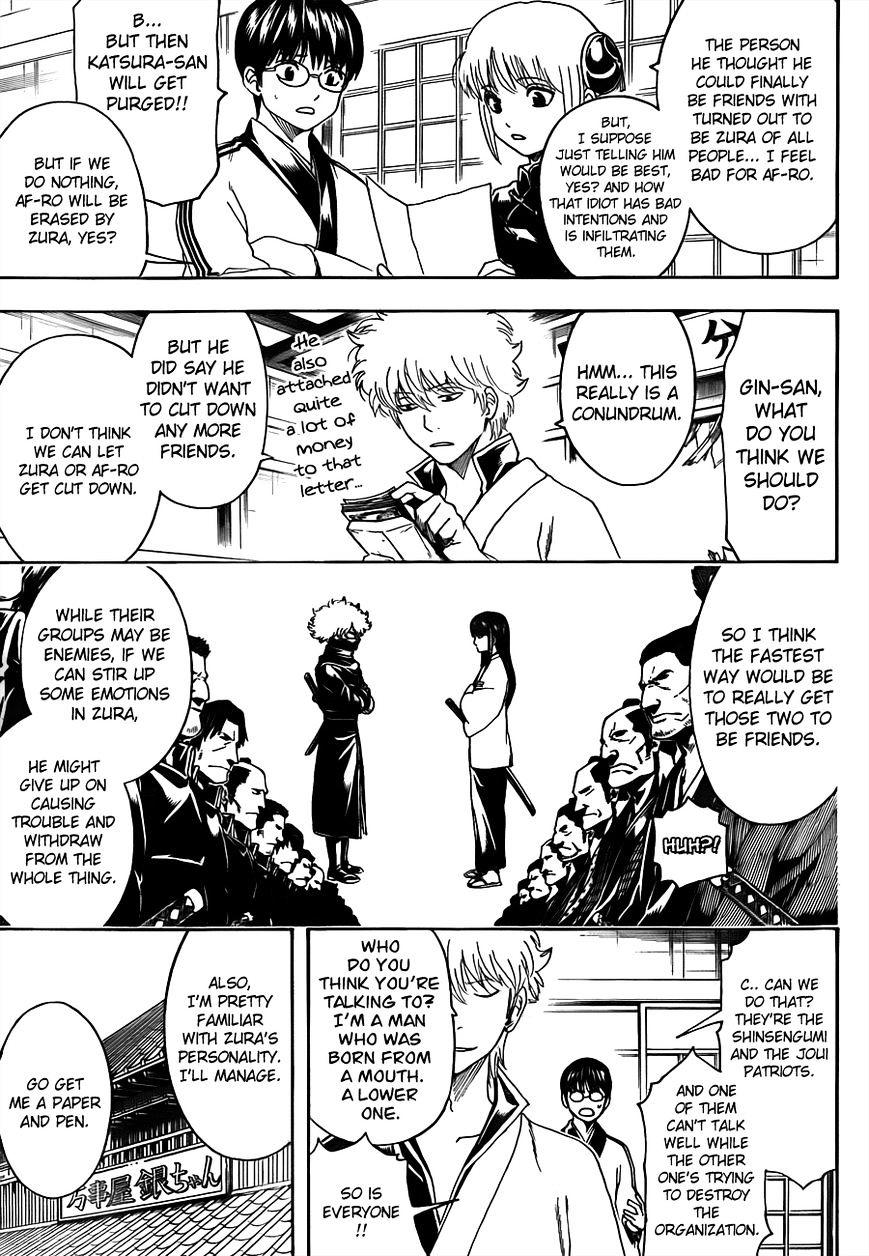 Gintama Chapter 489  Online Free Manga Read Image 9