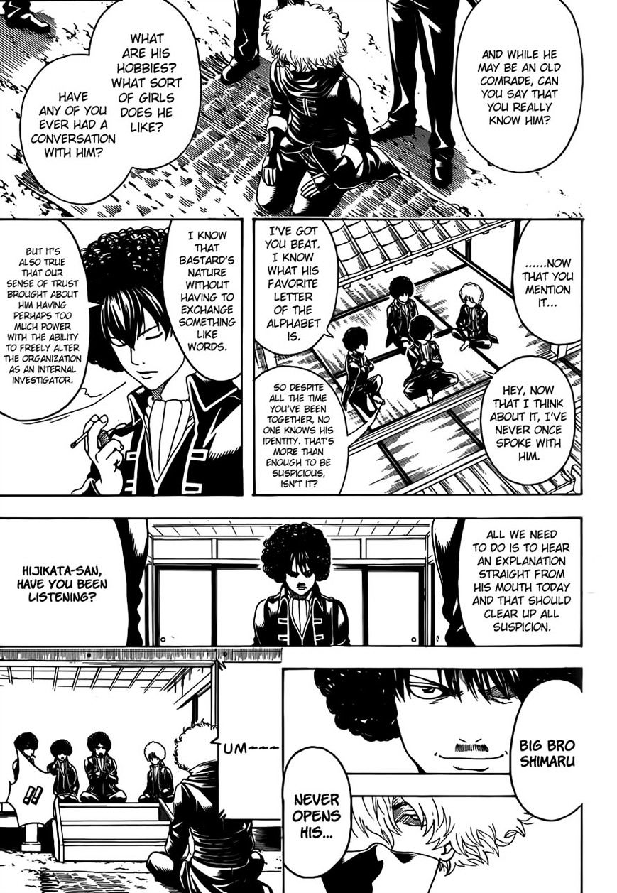 Gintama Chapter 490  Online Free Manga Read Image 11