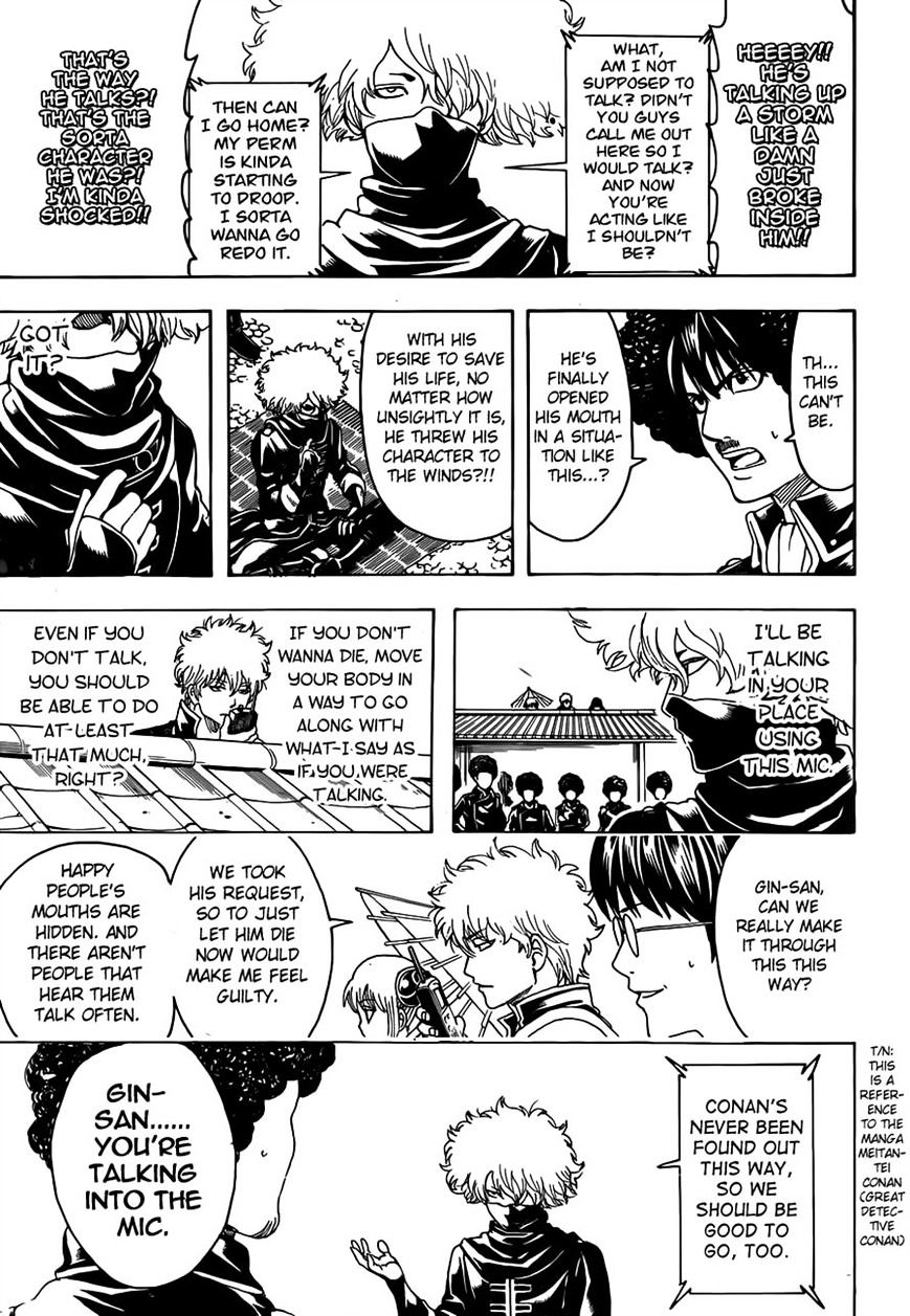 Gintama Chapter 490  Online Free Manga Read Image 13