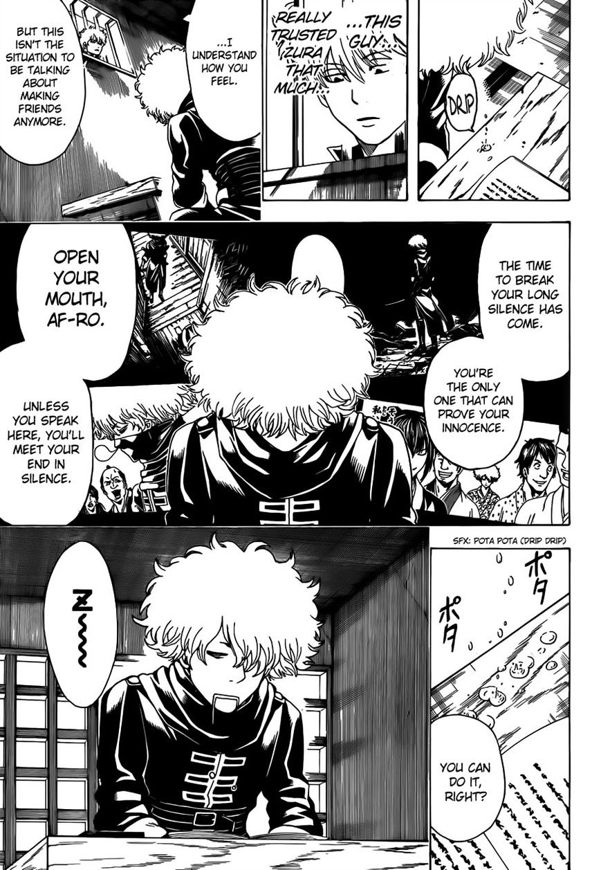 Gintama Chapter 490  Online Free Manga Read Image 9