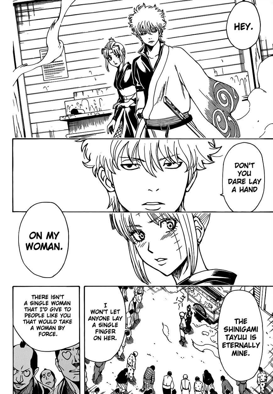 Gintama Chapter 493  Online Free Manga Read Image 12
