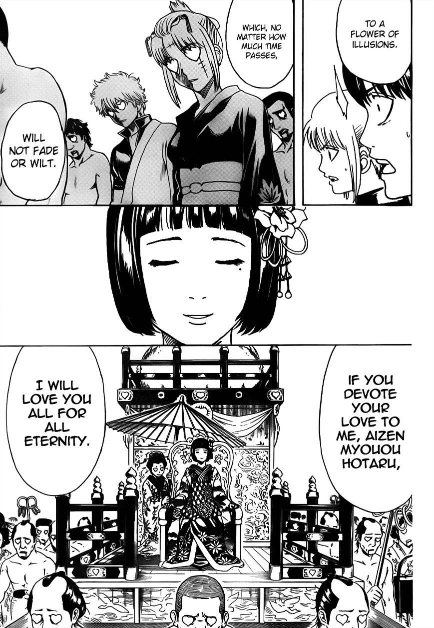 Gintama Chapter 494  Online Free Manga Read Image 11